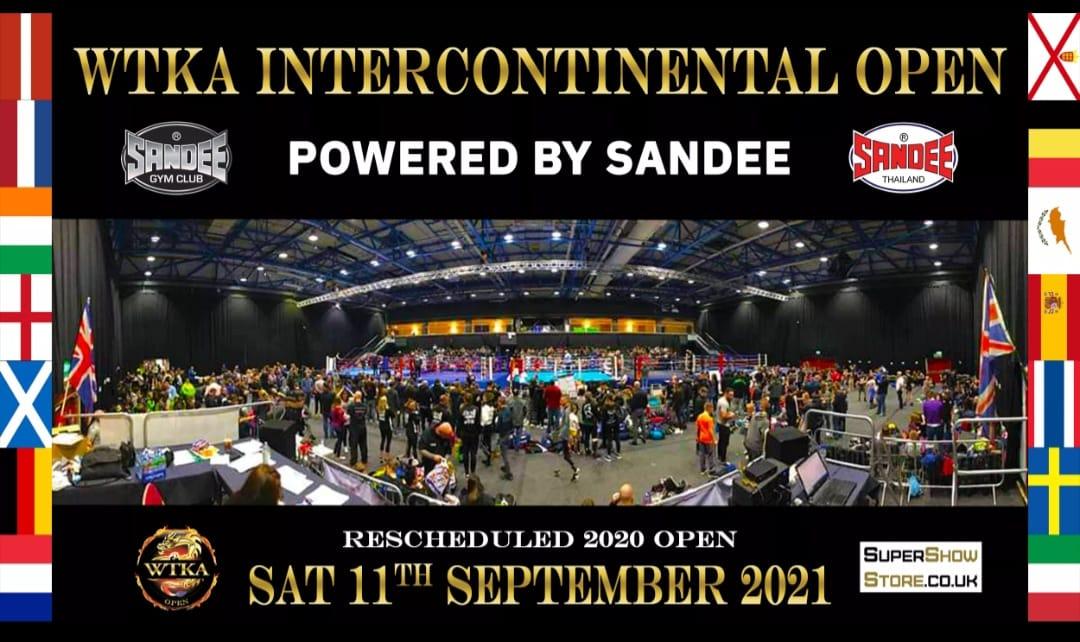 Intercontinental open sept 11th